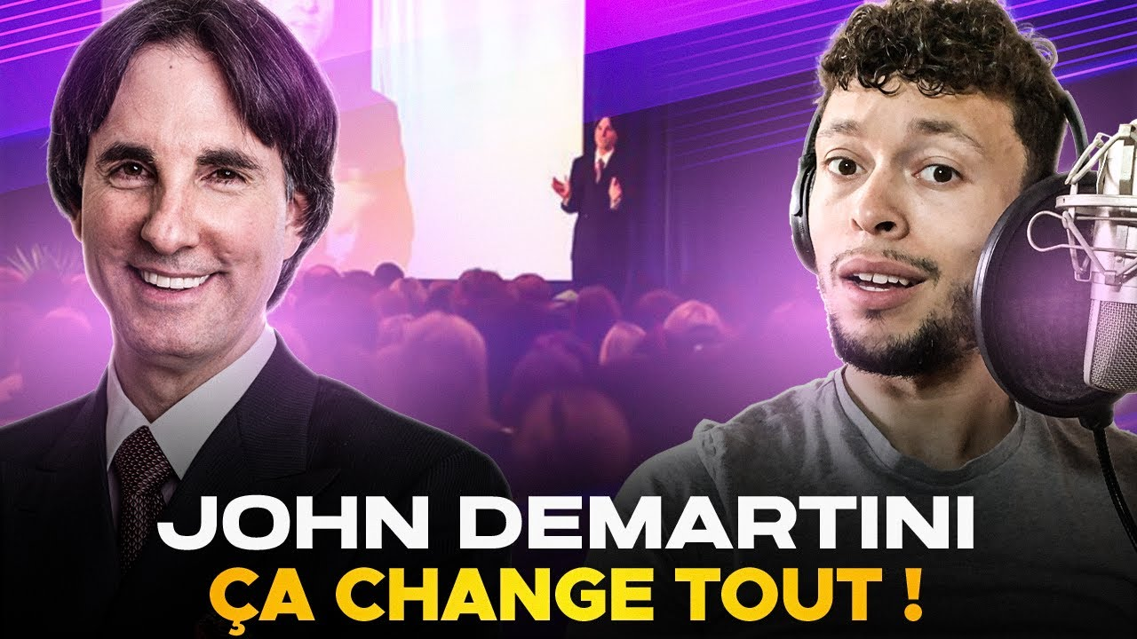 Ne te fixe PAS d'objectifs avant d'avoir vu ca! Dr John Demartini en Français | Parfait Show EP.6