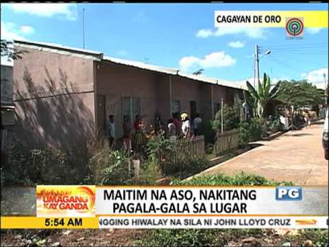 Mga taga-CDO, muling nagbantay laban sa 'aswang'