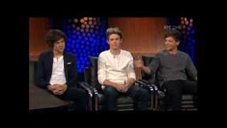 Louis and Harry denying Larry Stylinson