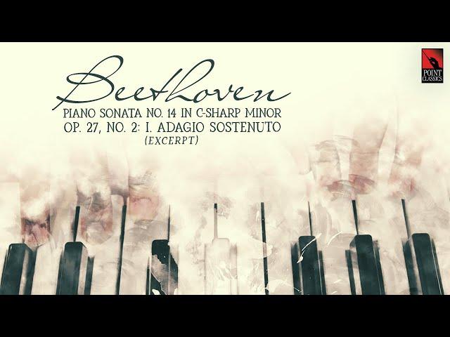 Beethoven: Piano Sonata No. 14 in C-sharp Minor, Op. 27, No. 2: I. Adagio sostenuto