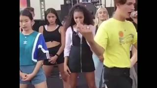NOW UNITED ANY GABRIELLY REHEARSAL EPIC IN SENEGAL || NOW UNITED ||REHEARSAL ||EPIC ||sENEGAL