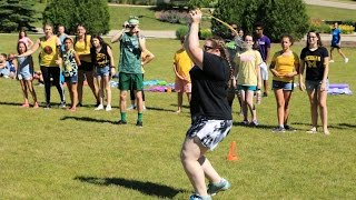 Color Wars and Silly Sports at Harand Theatre Camp 2016