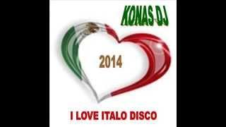 KONAS DJ – I LOVE ITALO DISCO (2014)