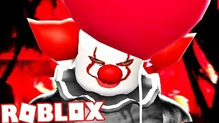 I'VE GOT TO GET AWAY FROM THE CLOWN! Roblox