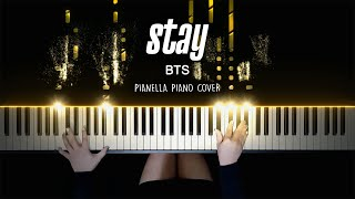 BTS (방탄소년단) - Stay | Piano Cover by Pianella Piano