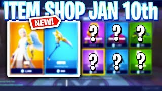 Fortnite Item Shop! *NEW* ARK SKIN! Daily & Featured Items! (January 10th 2019)