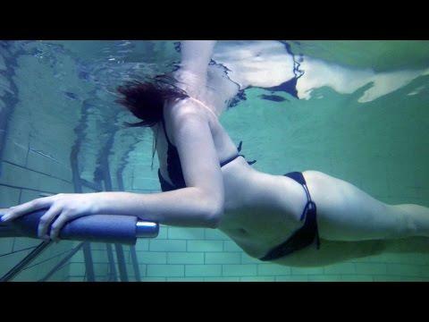 Подводное вытяжение позвоночника в санатории Родник
