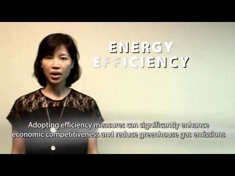 Energy Efficiency for Economic Competitiveness and Reduced Emissions