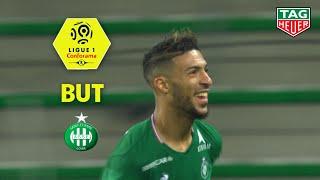 But Denis BOUANGA (59') / AS Saint-Etienne - AS Monaco (1-0)  (ASSE-ASM)/ 2019-20
