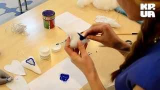 Мастер-класс: Делаем игрушки на новогоднюю елку
