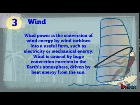 Most Common Types of Renewable Energy