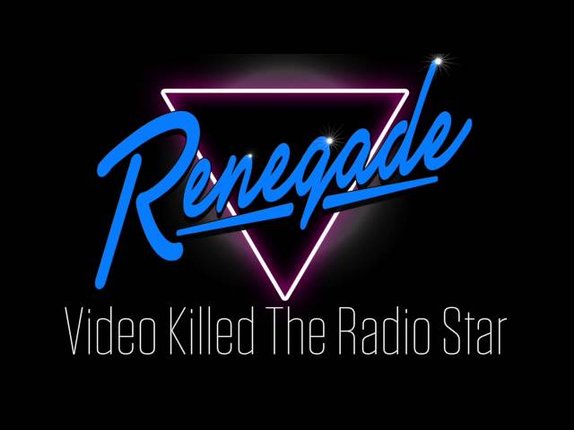 Video Killed The Radio Star By Renegade Chords Chordify