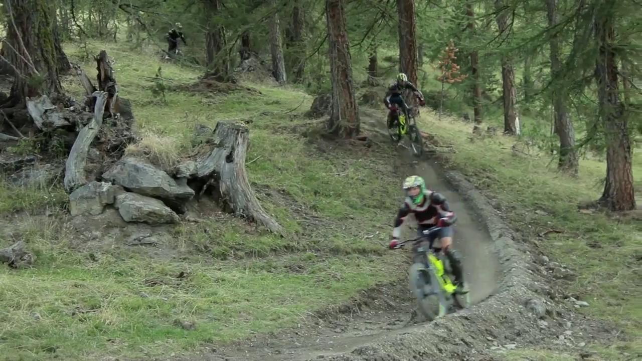 Les meilleurs bike parks des Alpes du Sud