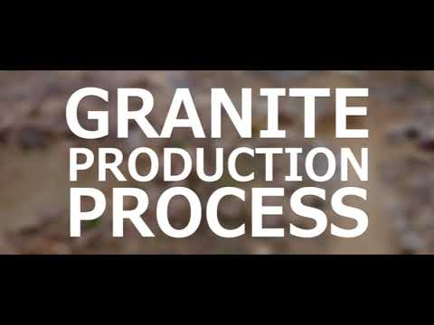 Granite Production Process | Documentary Film
