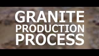 Granite Production Process | Documentary film