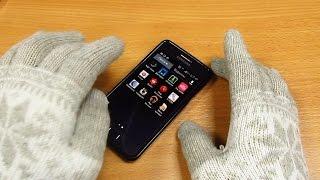 видео Перчатки для сенсорных телефонов