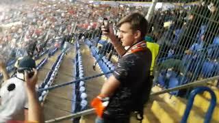 Жесткая стычка на матче Шахтер-Наполи