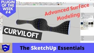 Video Advanced Surface Modeling in SketchUp with Curviloft - Plugin of the week #4 download MP3, 3GP, MP4, WEBM, AVI, FLV Desember 2017