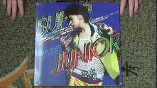 Unboxing Super Junior 슈퍼주니어 5th Korean Studio Album Mr. Simple (Type A)