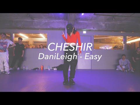 ㅣDaniLeigh - Easy (Remix) Ft. Chris BrownㅣCheshir ㅣChoreographyㅣClassㅣPlayTheUrban