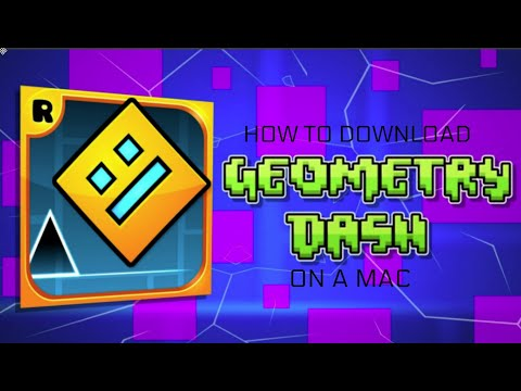(NOT WORKING) How To Download Geometry Dash For Free On A Mac (READ DESCRIPTION)