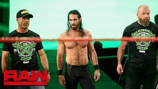 DX and The Kliq help Seth Rollins fend off The O.C.: Raw Reunion, July 22, 2019