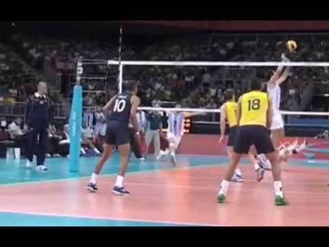 Volleyball Digging – Diving