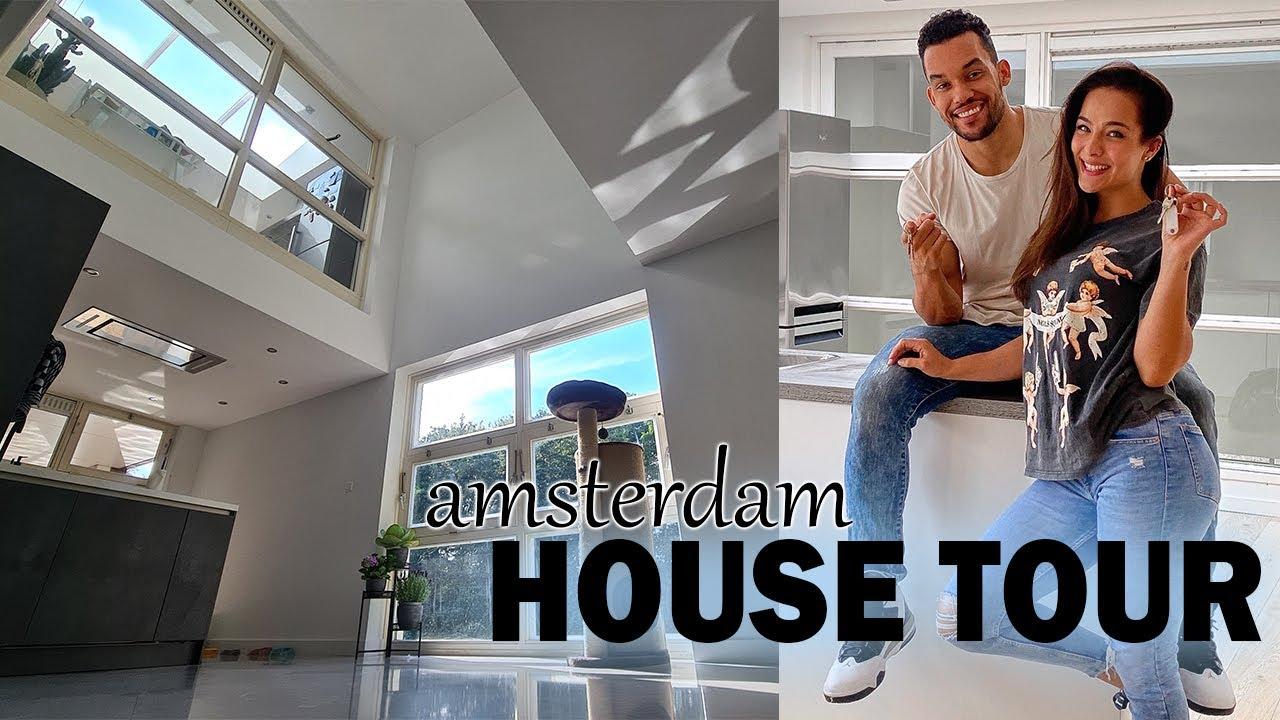 HOUSETOUR | Huis gekocht in Amsterdam!