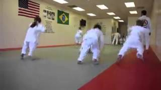 Kids Jiu-Jitsu Class at Gracie Balance