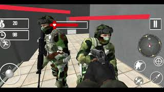 Modern Action Commando FPS - Android Gameplay HD