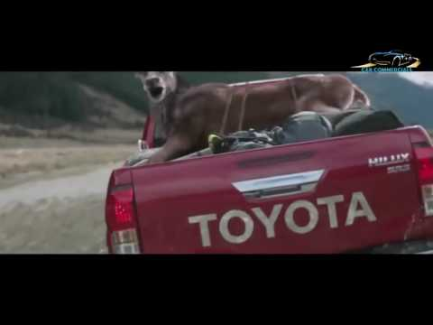 АdvertisingРеклама2016 Toyota Hilux Talking Animals