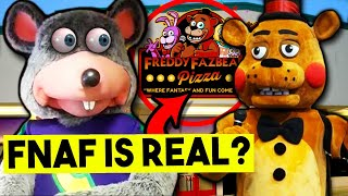 FREDDY FAZBEAR&#39S REAL Pizza Place OPENING UP at Abandoned Chuck E Cheese&#39s?! (5 Kids Went MISSING?!)