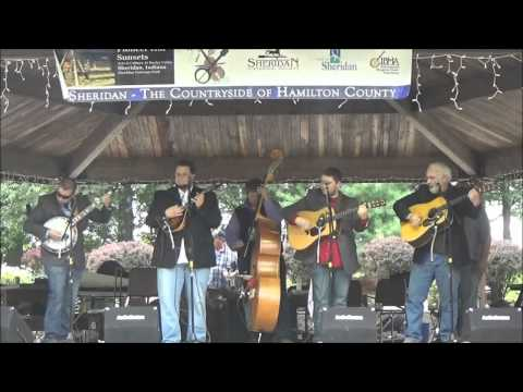 The New Balance Bluegrass Love stay away from me 7- 11 -15