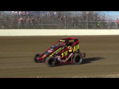 2017 Grays Harbor Raceway Highlights Video