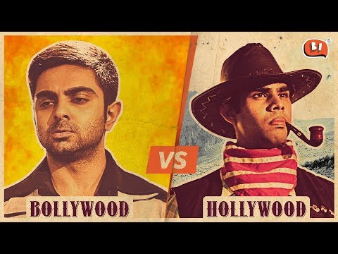 If Bollywood and Hollywood Were Roommates | Ft. Akash Deep Arora | Being Indian