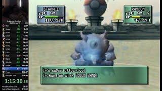 Pokemon Stadium 2 - Gym Leader Castle Round 2 Speedrun in 2:38:08 [Current World Record]