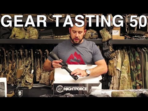 Gear Tasting 50: Precision Rifle Build, Battle Belts and Storing Dive Gear