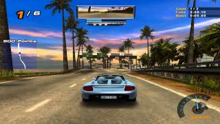 NFS: Hot Pursuit 2 - Event #19 - Convertible Cruise Race (Hot Pursuit) (PC)