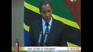 Kikwete affirms Tanzania's commitment to EAC