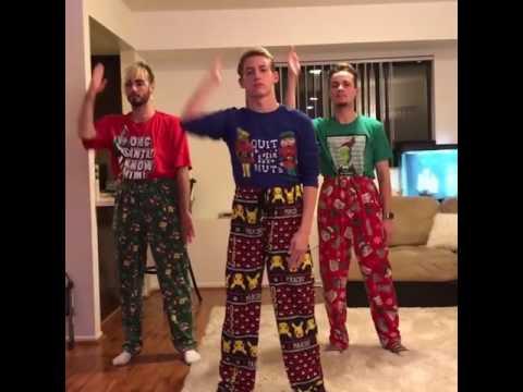 Josh Killacky - My friends - Xmas Is Lit Challenge