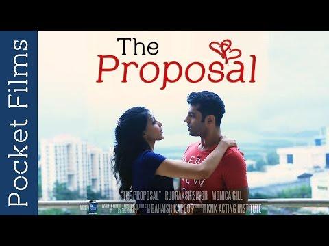Romantic Short Film - The Proposal   Cute...