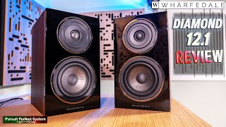 """RIDICULOUSLY GOOD"" VFM Wharfedale DIAMOND 12.1 HiFi Speakers REVIEW"