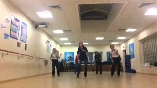 The Beat Goes On (Int/Adv) Linedance Teach video