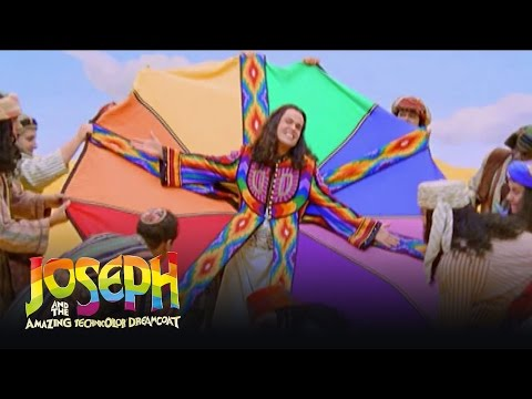 A Coat of Many Colors - Making Of | Joseph