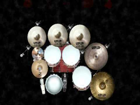 [Full-Download] Creed One Last Breath Real Drum App Cover By Raymund