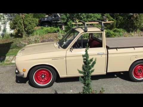 1969 Datsun 521