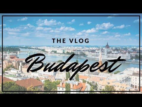 Budapest: The Vlog