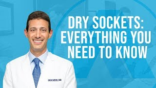 Dry socket! The most dreaded thing that most patients ask me during the consultation. Everyone seemi.