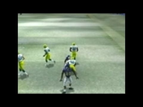 Madden NFL 08 Sony PSP Gameplay - The Arm of Rex Grossman