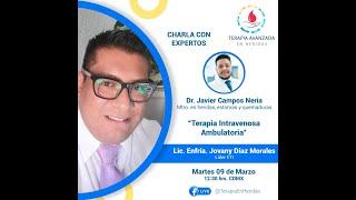 Charla con expertos presenta: Terapia Intravenosa Ambulatoria.